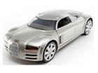 Miniatura Carro Audi Rosemeyer Supersport - Prata - 1:18 - Maisto
