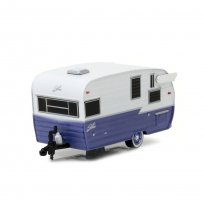Imagem - Miniatura Trailer Shasta 15' Airflyte - Hitched Homes - Série 1 - 1:64 - Greenlight