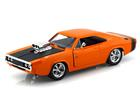 Dodge: Charger R/T (1970) - Laranja - Bigtime Muscle - 1:24