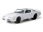 Pontiac: Firebird T/A (1981) - Branco - County Roads - 1:64