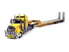 Imagem - Kenworth: T908 Prime Mover with Drake 2 x 8 Dolly and 4 x 8 Swingwing - Amarelo - 1:50