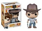 Imagem - Boneco Carl - The Walking Dead - Pop! Television 97 - Funko