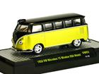 Imagem - Volkswagen: Kombi Microbus 15 Window USA Model (1958) Verde / Preto - 1:64 - M2 Machines