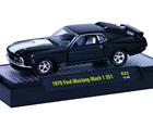 Imagem - Ford: Mustang Mach 1 351 (1970) Preto - 1:64 - M2 Machines
