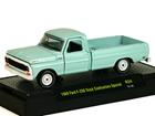 Imagem - Ford: F-250 Pickup Contractors Special (1969) Auto-Trucks - Verde - 1:64 - M2 Machines