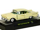 Imagem - Ford: Fairlane 500 (1957) Auto-Thentics - Creme - 1:64 - M2 Machines