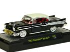 Imagem - Chevrolet: Bel Air (1957) Auto-Thentics - Preto - 1:64 - M2 Machines