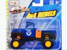 Imagem - Chevrolet: Pickup Rescue (1953) 4X4 Rebels - Fresh Metal - 1:36 - Maisto 011410