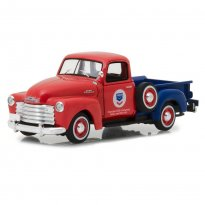 Imagem - Miniatura Carro Chevrolet 3100 Pickup (1953) - Standard Station - Running On Empty - Série 1 - 1:43 - Greenlight