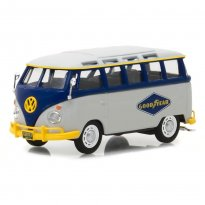 Imagem - Miniatura Carro Volkswagen Kombi / Type 2 (T1) Samba Bus - GoodYear - Running On Empty - Série 1 - 1:43 - Greenlight