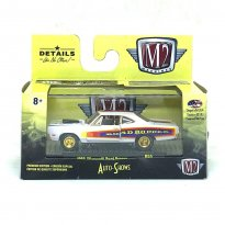 Imagem - Miniatura Carro Plymouth Road Runner (1969) - Auto-Shows - 1:64 - M2 Machines (Chase)