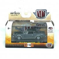 Imagem - Miniatura Carro Ford Mercury Cougar R-Code 1/2 (1968) - Detroit-Muscle - 1:64 - M2 Machines (Chase)