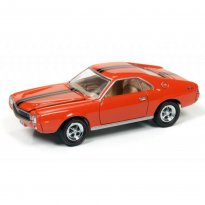 Imagem - AMC: Amx (1969) - Muscle Cars U.S.A - 2017 Series - 1:64 - Johnny Lightning