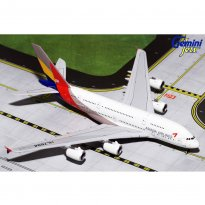 Imagem - Asiana Airlines: Airbus A380 - 1:400 - Gemini Jets