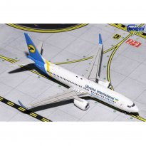 Imagem - Ukraine International: Boeing 737-800 - 1:400 - Gemini Jets