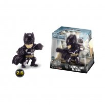 Imagem - Boneco Batman Tactical Suit M540 - Justice League - Metalfigs - 2.5'' 6cm - Jada Toys