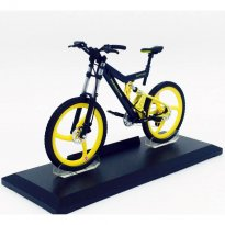 Imagem - Miniatura Bicicleta Porsche Bike FS Evolution - Bicicleta - 1:10 - Welly