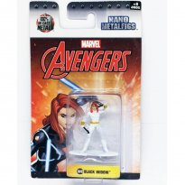 Imagem - Boneco Black Widow MV48 - Marvel Avengers - Nano Metalfigs - Jada Toys