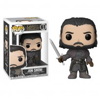 Imagem - Boneco Jon Snow - Game Of Thrones - Pop! 61 - Funko