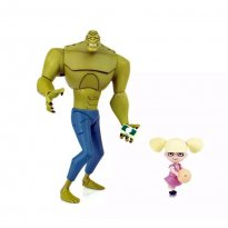 Imagem - Boneco Killer Croc c/ Baby Doll - The New Batman Adventures - Dc Collectibles