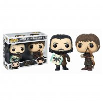 Imagem - Bonecos Jon Snow vs Ramsay Bolton - Game Of Thrones - Pop! (2 Pack) - Funko