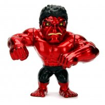 Imagem - Boneco Red Hulk M321 - Marvel The Avengers - Metals Die Cast - Jada Toys