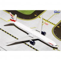 Imagem - British Airways: Boeing 777-300ER - 1:400 - Gemini Jets