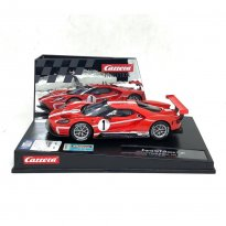 Imagem - Miniatura Carro Autorama Ford GT Race Car - Time Twist No.1 - 1:32 - Carrera Evolution