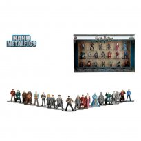 Imagem - Pack c/ 20 Figuras - Harry Potter - Nano Metalfigs - Jada Toys