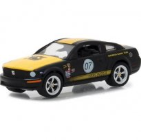 Imagem - Miniatura Carro Ford Mustang Terlingua Racing Team (2008) - 1:64 - Greenlight