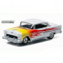 Imagem - Chevrolet: Bel Air (1955) - Motor World - Série 17 - 1:64 - Greenlight