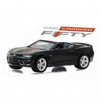 Imagem - Miniatura Carro Chevrolet Camaro (2017) - 50th Anniversary Edition - 1:64 - Greenlight