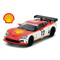Imagem - Miniatura Carro Chevrolet Corvette C6R (2009) Shell - 1:64 - Greenlight