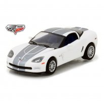 Imagem - Chevrolet: Corvette Z06 (2013) - 60th Anniversary Edition - Série 5 - 1:64 - Greenlight