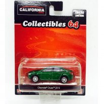 Imagem - Chevrolet: Cruze (2013) - California Toys - 1:64 - Greenlight (Chase / Green Machine)
