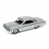 Imagem - Chevrolet: Impala (1964) - Racing Champions Mint - 2016 Series - Prata - 1:64 - Johnny Lightning