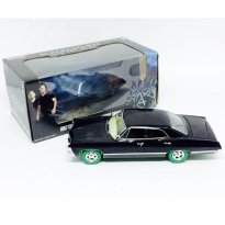 Imagem - Chevrolet: Impala Sport Sedan (1967) - Supernatural - 1:24 - Greenlight (Chase/ Green Machine)