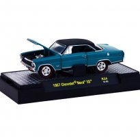 Imagem - Chevrolet: Nova SS (1967) - Detroit Muscle - 1:64 - M2 Machines