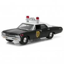 Imagem - Chevrolet: Biscayne (1967) - Hot Pursuit - Série 19 - 1:64 - Greenlight