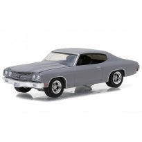 Imagem - Chevrolet: Chevelle SS (1970) - Cinza - GL Muscle - Série 17 - 1:64 - Greenlight