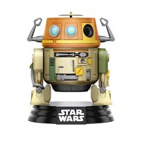 Imagem - Boneco Chopper - Star Wars Rebels - Pop! 133 - Funko