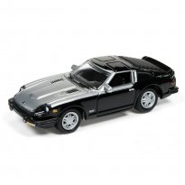 Imagem - Datsun: 280ZX Turbo (1981) - Classic Gold - 2016 Series - Preto - 1:64 - Johnny Lightning
