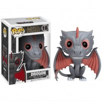 Imagem - Boneco Drogon - Game Of Thrones - Pop! 16 - Funko