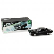 Dodge: Charger Dom's (1970) - Velozes e Furiosos - 1:18 - Greenlight
