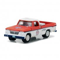 Imagem - Miniatura Carro Dodge D-100 Long Bed (1962) - Running On Empty - Série 2 - 1:64 - Greenlight