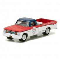 Imagem - Miniatura Carro Dodge D-100 Long Bed (1965) - Running On Empty - Série 3 - 1:64 - Greenlight