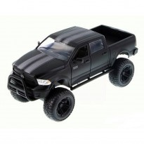 Imagem - Miniatura Carro Dodge RAM 1500 (2014) - Just Trucks Off-Road - Preto - 1:24 - Jada Toys