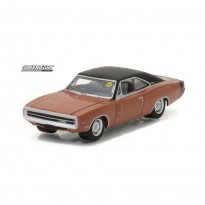 Imagem - Dodge: Charger R/T Hemi (1970) - Mecum Auctions - 1:64 - Greenlight
