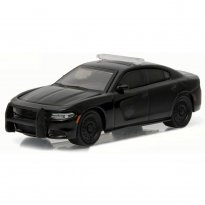 Imagem - Miniatura Carro Dodge Charger Pursuit (2016) - Black Bandit - Série 15 - 1:64 - Greenlight