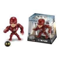 Imagem - Boneco The Flash M542 - Justice League - Metalfigs - 2.5'' 6cm - Jada Toys